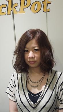 ユルフワ系ボブ☆|Cut House Jackpotのヘアスタイル
