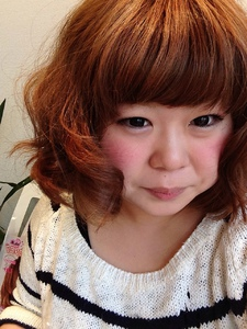 ガーリーボブ☆|Cut House Jackpotのヘアスタイル