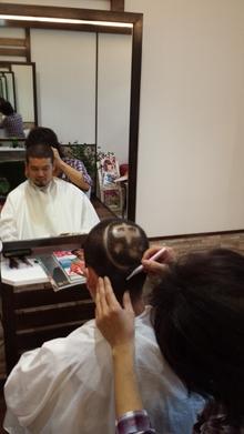 丸忠|Cut House Jackpotのヘアスタイル