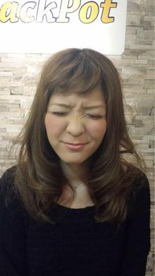 ミルキーフロント☆★|Cut House Jackpotのヘアスタイル