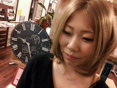 ミルフィーユアッシュ!!|Cut House Jackpotのヘアスタイル