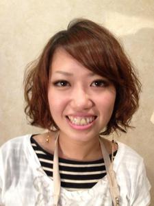 エアリーな毛束感でふんわり女子力アップスタイル|HAIR LIENのヘアスタイル