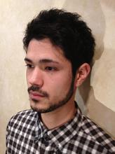 男らしいメンズスタイル|HAIR LIENのメンズヘアスタイル
