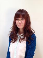 ゆるふわガーリー|SuR TROISのヘアスタイル
