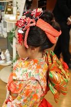七五三|WASHAW Juno 夙川店のキッズヘアスタイル