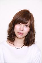 デジタルパーマで簡単スタイリング☆|WASHAW Juno 夙川店のヘアスタイル