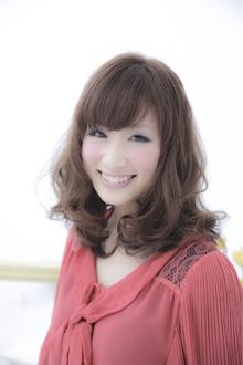 楽カワバルーンパーマ|EX-grace Hair Resort 深草店 With Coccoloのヘアスタイル