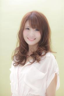 艶うる3Dカラー|EX-grace Hair Resort 深草店 With Coccoloのヘアスタイル