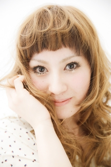 ショートバングのふわゆる愛されヘア★|EX-grace Hair Resort 深草店 With Coccoloのヘアスタイル