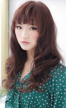 ネオレイヤーウエーブ|EX-grace Hair Resort 深草店 With Coccoloのヘアスタイル