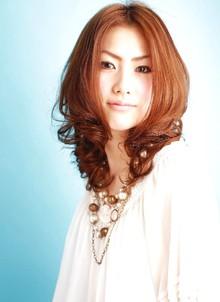 ふわふわRICHカール★|EX-grace Hair Resort 深草店 With Coccoloのヘアスタイル