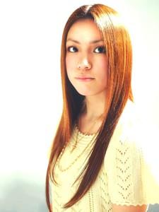 王道★でもやっぱり可愛いストレートロング|EX-grace Hair Resort 深草店 With Coccoloのヘアスタイル