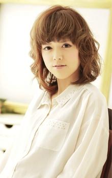 スウィートスウィングヘア|EX-grace Hair Resort 七条店 With Coccoloのヘアスタイル