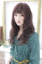 重フワ♪ガーリーウェーブ|EX-grace Hair Resort 七条店 With Coccolo 岡田 昌子のヘアスタイル