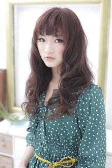 重フワ♪ガーリーウェーブ|EX-grace Hair Resort 七条店 With Coccoloのヘアスタイル