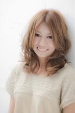 毛先スイングピュアカール EX-grace Hair Resort 七条店 With Coccolo 増田 圭介のヘアスタイル