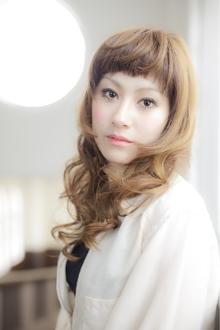スウィングウェーブ|EX-grace Hair Resort 七条店 With Coccoloのヘアスタイル
