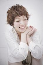 王道マッシュショートスタイル|EX-grace Hair Resort 京都店 With Coccoloのヘアスタイル
