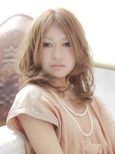 LRS:ラグジュアリールーズウェーブ|EX-grace Hair Resort 京都店 With Coccoloのヘアスタイル