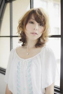 ナチュラリーグラマラス|EX-grace Hair Resort 京都店 With Coccoloのヘアスタイル