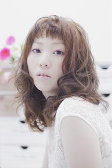 フェアリーミディー|EX-grace Hair Resort 京都店 With Coccoloのヘアスタイル