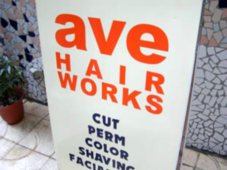 ave HAIR WORKS