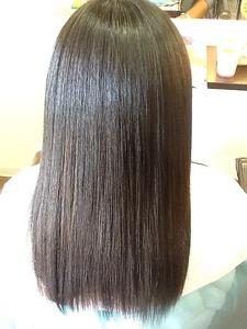 今までの縮毛矯正の中で一番キレイ!|meets+のヘアスタイル