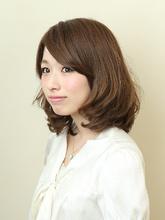 ☆大人可愛い◎ナチュラルボブ☆|Haute Couture Rencontrerのヘアスタイル