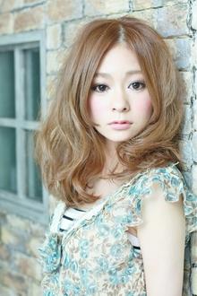 レースカラー☆SWEETカール Paradeのヘアスタイル