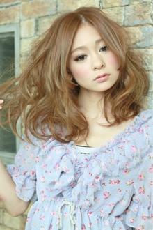 マーメード☆SWEET Paradeのヘアスタイル