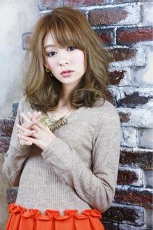 大人可愛い☆シフォンミディアム|Paradeのヘアスタイル