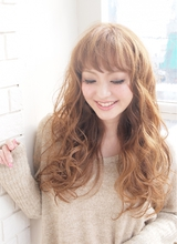 フェミカジュ ウェーブ / Lani hair resort|Lani hair resortのヘアスタイル