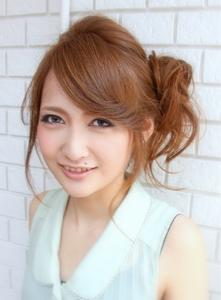 編み込みサマーアレンジ☆|Lani hair resortのヘアスタイル