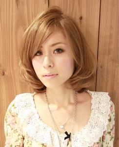 ナチュラルボブ☆|Lani hair resortのヘアスタイル