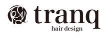 tranq hair design  | トランク ヘアー デザイン  のロゴ