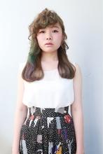 マーメイド カラー|tranq hair design cram hair designのヘアスタイル