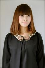 艶つやボブ♪ tranq hair design cram hair design 東野 里実のヘアスタイル