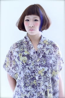 ぷるボブ◎|tranq hair design cram hair designのヘアスタイル