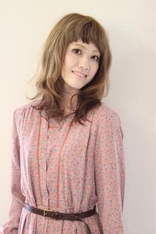 柔らかミディ|tranq hair design cram hair designのヘアスタイル