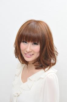 ふわふわ♪シフォンボブ|FreyaTotal Beauty Salon  Hair&Spaのヘアスタイル