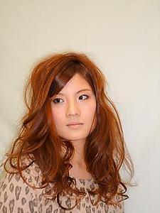 グラマラスカール|FreyaTotal Beauty Salon  Hair&Spaのヘアスタイル