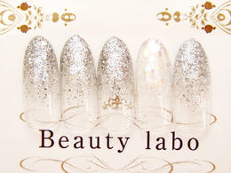 ラメグラ|Beauty Labo 淡路店のネイル