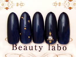 シンプルコース|Beauty Labo 淡路店のネイル