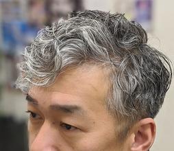 メンズパーマ|Hair Salon SIGEKIのヘアスタイル