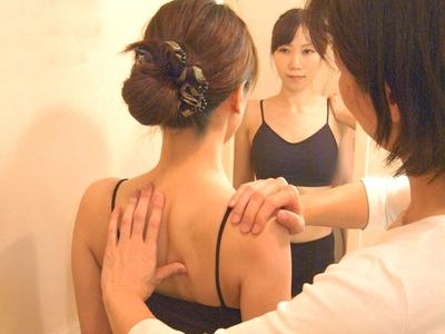 【肩甲骨盤エステ】|L'AVENIR 横浜店のヘアスタイル
