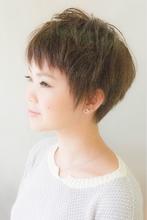 カジュアルショート☆|brotoのヘアスタイル
