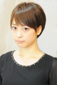 耳かけマニッシュショート☆|brotoのヘアスタイル