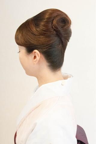 結婚式*新郎・新婦のお母さまの為の髪型カタログ , らしさ