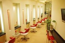 HAIR LOOPS RED  | ヘアー ループス レッド  のイメージ