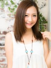 【Grous hair】潤い溢れるAngelStraight☆|Grous hairのヘアスタイル